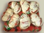 горячие закуски - рецепты c фото | горячие бутерброды