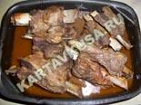 блюда из говядины и телятины | запеченные говяжьи ребрышки - рецепт и фото