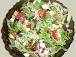 популярные рецепты салатов | греческий салат