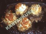 блюда из фарша | яйцо в фарше - рецепт и фото