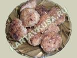 блюда из фарша | котлеты из говяжьего фарша - рецепт и фото