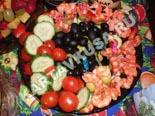 горячие закуски - рецепты c фото | жареные креветки