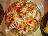 вторые блюда из курицы | медовые куриные крылышки - рецепт с фото