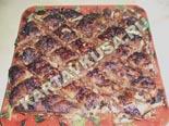 торты и пирожные - рецепты с фото | пахлава фруктовая