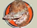 вторые блюда из курицы | рулет из куриного фарша - рецепт с фото