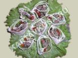 холодные закуски | рулетики из лаваша со шпротами - рецепт с фото