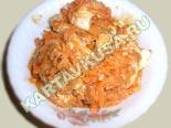 На фото: рыба под маринадом, приготовленная из трески.
