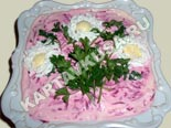 популярные рецепты салатов | салат селедка под шубой