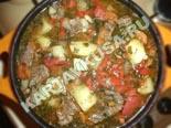 первые блюда - рецепты с фото | шурпа из баранины