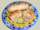 горячие закуски - рецепты c фото | сосиски в тесте