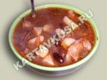 первые блюда - рецепты с фото | суп фасолевый
