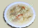 первые блюда - рецепты с фото | суп из цветной капусты
