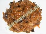 блюда из баклажанов | баклажанная икра - рецепт с фото