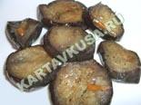 блюда из баклажанов | баклажаны, консервированные в масле - рецепт с фото
