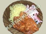 вторые блюда из курицы | чахохбили из курицы - рецепт с фото