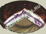 десерты и выпечка - рецепты с фото | черничный пирог