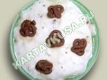 десерты и выпечка - рецепты с фото | десерт из сметаны с орехами