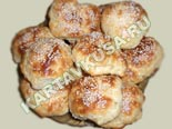 пироги и пирожки - рецепты с фото | дрожжевые булочки с сыром и кунжутом