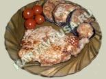 вторые блюда из свинины | эскалоп из свинины - рецепт и фото