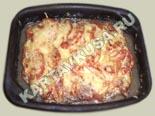 блюда из фарша | фарш в духовке - рецепт и фото