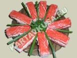 холодные закуски | фаршированные крабовые палочки | рецепт и фото