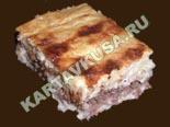 блюда из фарша | картофельная запеканка - рецепт и фото