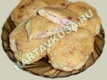 блюда из фарша | картофельные драники с мясом - рецепт и фото