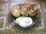 вторые овощные блюда, гарниры | картофельные оладьи - рецепт с фото