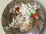 блюда из фарша | колбаски для жарки запеченные - рецепт и фото