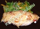 вторые блюда из курицы | курица по-французски - рецепт с фото