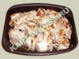 вторые блюда из курицы | курица под майонезом - рецепт с фото