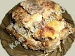 вторые блюда из курицы | курица в горчичном соусе - рецепт с фото