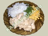 вторые блюда из курицы | курица в сливочном соусе - рецепт с фото