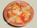 блюда из кабачков | маринованные кабачки по-корейски - рецепт с фото