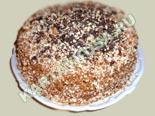 торты и пирожные - рецепты с фото | медовый торт со сгущенкой