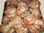 горячие закуски - рецепты c фото | мини-пицца