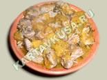 вторые блюда из свинины | мясо с тыквой - рецепт и фото