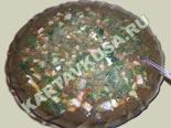 первые блюда - рецепты с фото | окрошка на квасе
