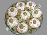 холодные закуски | печенье с сырной массой | рецепт и фото