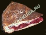 торты и пирожные - рецепты с фото | пирог с вишней