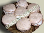 десерты и выпечка - рецепты с фото | пирожные из белкового теста