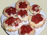 десерты и выпечка - рецепты с фото | пирожные корзиночки с клубникой