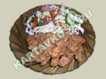 вторые блюда из свинины | поджарка из свинины - рецепт и фото
