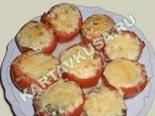 горячие закуски - рецепты c фото | помидоры, фаршированные курицей