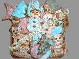 десерты и выпечка - рецепты с фото | пряники праздничные