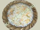 первые блюда - рецепты с фото | рисовый суп с куриным сердцем