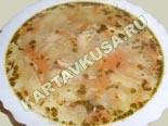 первые блюда - рецепты с фото | рыбный суп из семги