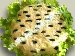 новые рецепты салатов | салат белая береза