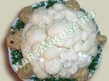 новые рецепты салатов | салат черепаха с цветной капустой