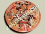 блюда из баклажанов | салат из баклажанов по-корейски - рецепт с фото